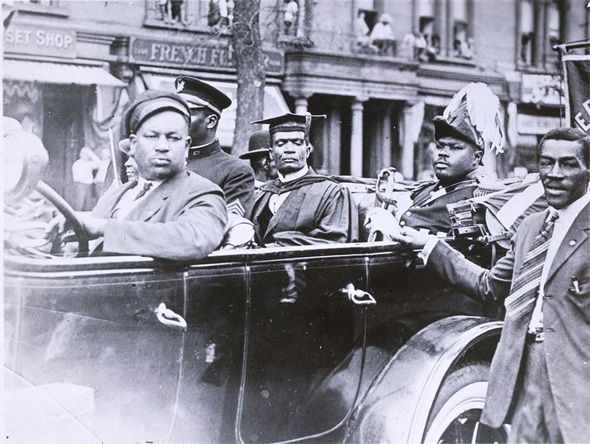 """Great Garvey's Ghost!"": On the Grandeur and Weakness of Black Leadership"
