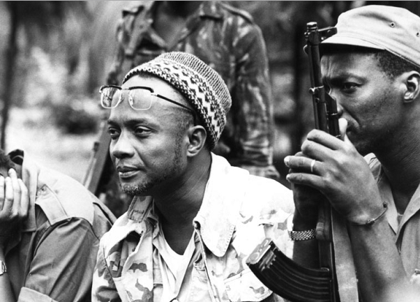 Returning to the Source: Remembering and Grounding with Amilcar Cabral